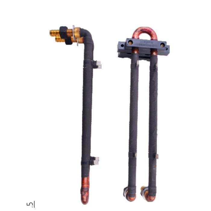 RXL87-UL L型铜管水冷电阻器