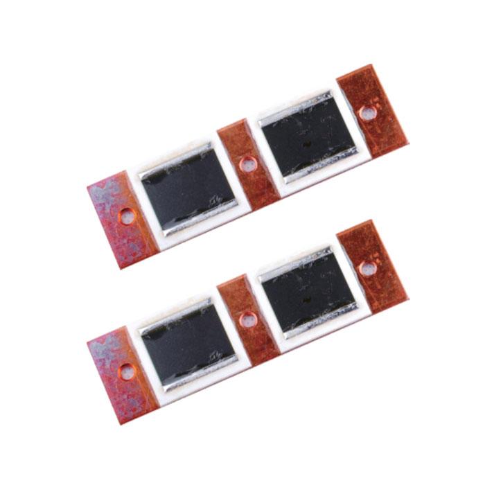 RI 25 厚膜水冷电阻器