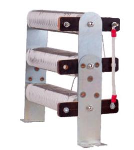 RXG67N-3螺纹无感线绕电阻器